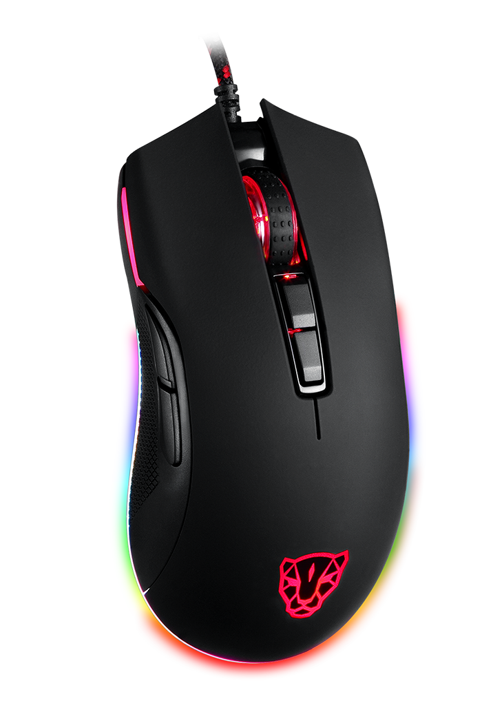V70 RGB Backlight Gaming Mouse